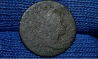1796 LARGE CENT  LIBERTY CAP  FULL READABLE DATE  BARGAIN PRICE