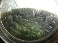 1878 8 TAIL FEATHERS AWESOME MORGAN SILVER DOLLAR MAKE AN OFFEROBO2