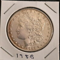 MORGAN DOLLAR BU CHOOSE 1 FROM 1885 85-0  1902-0 1904-0 1883-0 1887 99-0