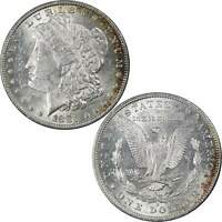 1881 O MORGAN DOLLAR BU UNCIRCULATED MINT STATE 90 SILVER $1 US COIN