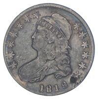 RARE   1818 BUST HALF DOLLAR   GREAT DETAIL   UNITED STATES