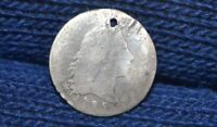 1795 HALF DIME FLOWING HAIRFULL DATE G/VG DETAILS GET 5 OFF AT CHECKOUT