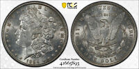 1894 KEY DATE AU-58 MORGAN SILVER DOLLAR PCGS GRADED - SEE PICTURES
