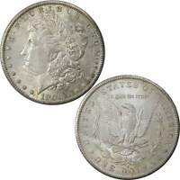 1900 S MORGAN DOLLAR BU UNCIRCULATED MINT STATE 90 SILVER $1 US COIN