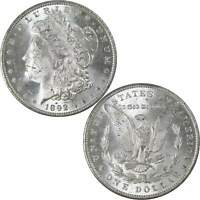 1892 MORGAN DOLLAR BU UNCIRCULATED MINT STATE 90 SILVER $1 US COIN COLLECTIBLE