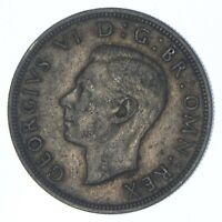 SILVER   WORLD COIN   1942 GREAT BRITAIN 1/2 CROWN   WORLD S