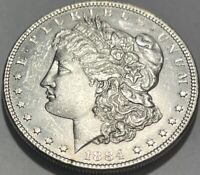 USA - MORGAN DOLLAR - 1884 - CHOICE BRILLIANT UNCIRCULATED - WHOLESALE