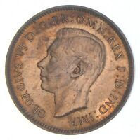 BETTER DATE   1940 GREAT BRITAIN 1 FARTHING  396
