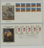 US   2 FDC'S LOT  113