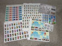 $US MINT DISCOUNT POSTAGE MISCELLANEOUS STAMPS FACE VALUE $6