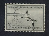 CKSTAMPS: US FEDERAL DUCK STAMPS COLLECTION SCOTTRW23 $2 MIN