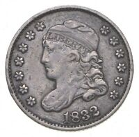 1832 CAPPED BUST HALF DIME 0489