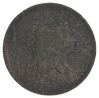 1797 DRAPED BUST LARGE CENT - NO STEMS 7376