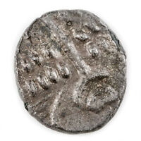 IRON AGE, CELTIC, DUROTRIGES TRIBE, SILVER STATER, CRANBORNE CHASER TYPE, 65BC -