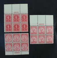 CKSTAMPS: US STAMPS COLLECTION SCOTT682 688 689 BLOCK MINT N