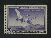 CKSTAMPS: US FEDERAL DUCK STAMPS COLLECTION SCOTTRW17 $2 MIN