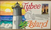 2003 SOUTHEASTERN LIGHTHOUSES FIRST DAY COVER HAND DRAWN COL