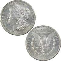 1901 S MORGAN DOLLAR AU ABOUT UNCIRCULATED DETAILS 90 SILVER $1 US COIN