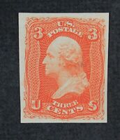 CKSTAMPS: US STAMPS COLLECTION SCOTT74TC3 UNUSED LH NG LIGHT