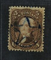 CKSTAMPS: US STAMPS COLLECTION SCOTT95 5C JEFFERSON USED CV$
