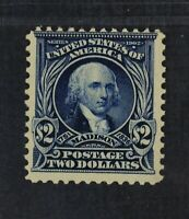 CKSTAMPS: US STAMPS COLLECTION SCOTT312 $2 MADISON MINT VLH