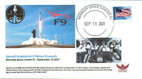 2021 INSPIRATION4 ORBITAL MISSION LAUNCH KENNEDY SPACE CENTE