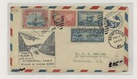 US   AIRMAIL / FLIGHT COVER LOT  13