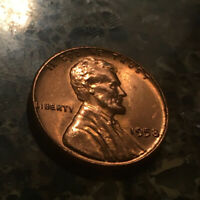 1958 LINCOLN CENT | RD | GOOD CONDITION | CHECK MY OTHER COINS