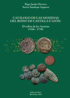 REFERENCE BOOK OF SPANISH COINS 1566 1718   COPPER COBS & MILLED   LOOK