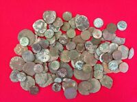 AUTHENTIC MEDIEVAL COINS / 1500S 1600S / A PART OF HISTORY  / 1 COIN