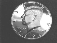 1996 S KENNEDY PROOF HALF DOLLAR    FROM PROOF SET