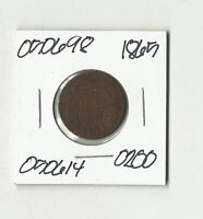 1865 TWO CENTS -  050698