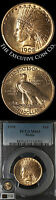 1908 P INDIAN GOLD $10 W/MOTTO PCGS MS63  GREAT COLOR   FULL LUSTER