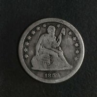 1859 O SEATED LIBERTY QUARTER GREAT DEALS FROM THE TECC BARGAIN BIN