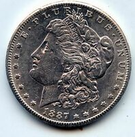 1887-S MORGAN SEE PROMOTION