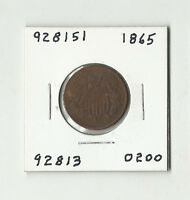 1865 TWO CENTS    928151