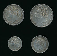 1826 GEORGE IV MAUNDY SET TRITANNIAR TWO PENCE.UK SELLER   FAST POST