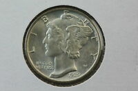 1939 MERCURY DIME MS NEARLY FULL SPLIT BANDS