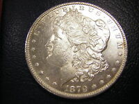 1879-S  UNITED STATES MORGAN SILVER DOLLAR   MS