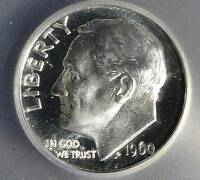 1960 PR70 CAM ROOSEVELT DIME SILVER SHARP CAMEO PROOF  SILVERCOIN SHIPS FREE