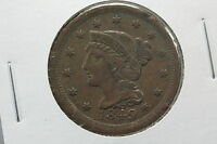 1849 LARGE CENT XF