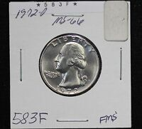 1972 D WASHINGTON QUARTER MS MINT SET SPECIMAN