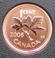 2006 P SPECIMEN STRIKE 1 CENT   MAGNETIC   LOW MINTAGE ONLY 40,000 MINTED