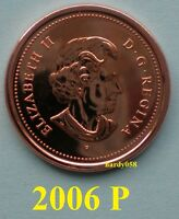 2006 P PENNY MAGNETIC      BRILLIANT UNC   LOW MINTAGE