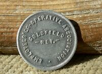 CA 1900S GOLDFIELD NEVADA NV GHOST TOWN