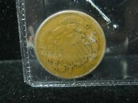 1869 TWO CENT PIECE - VG       S-183