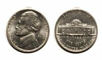 1972 P JEFFERSON NICKEL   GEM BU  324
