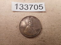 1953 D UNUSUAL SILVER COLORED LINCOLN WHEAT CENT    133705 NICE COLLECTOR ITEM