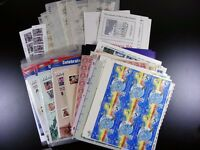 U.S. MNH STAMPS $260 FACE VALUE FULL SHEETS & BLOCKS W/ CELEBRATE CENTURY G421