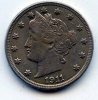 1911 P LIBERTY HEAD NICKEL SEE PROMOTION